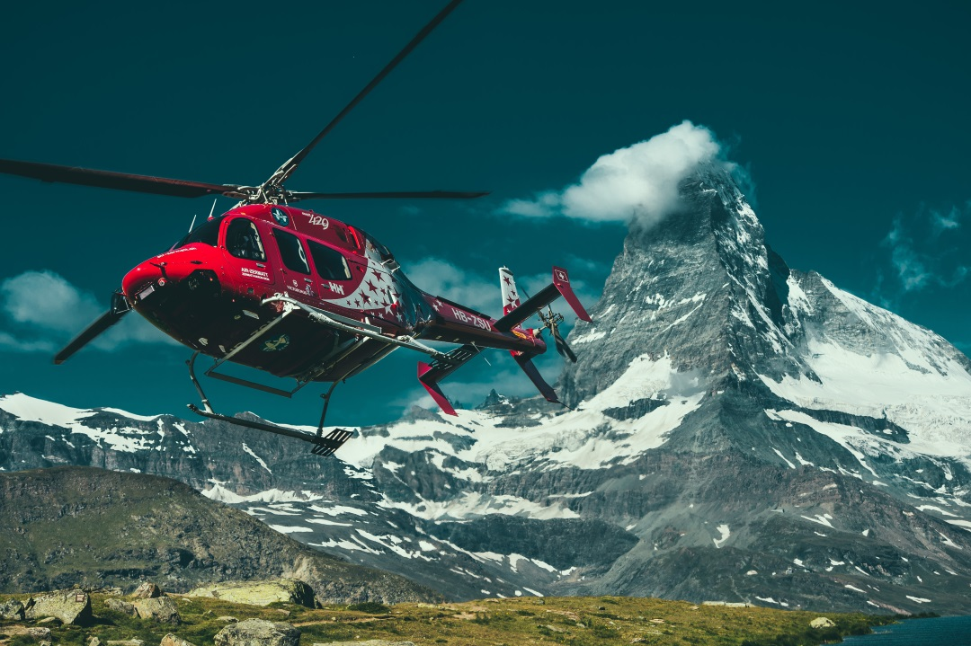 Fight or Flight: An Interview With Air Zermatt