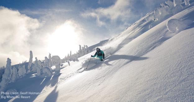 Photo Cred:Geoff Holman- Big White Resort