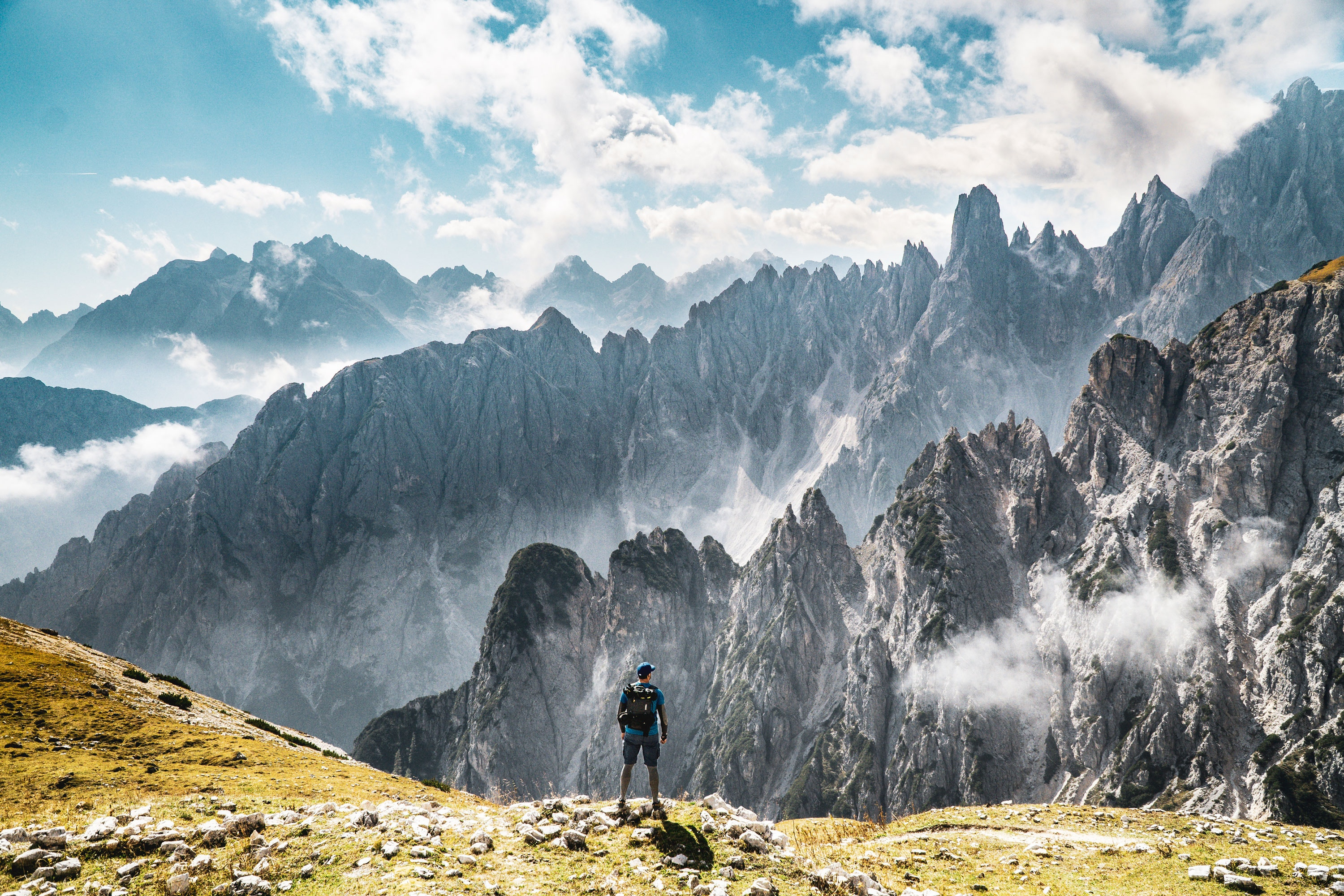 The South Tyrol- The Home Of Adventure
